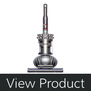 Dyson Cinetic Big Ball Multifloor Upright Vacuum, Silver – Corded