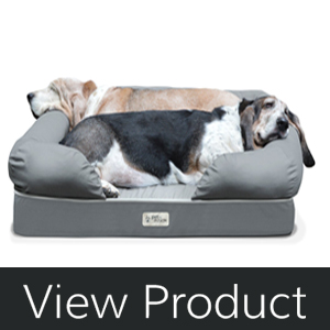 PetFusion Ultimate Pet Bed & Lounge in Premium Edition